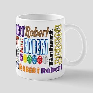 Robert 11 Oz Ceramic Mug Mugs