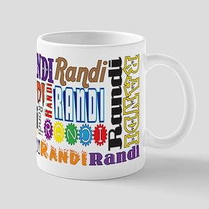 Randi 11 Oz Ceramic Mug Mugs