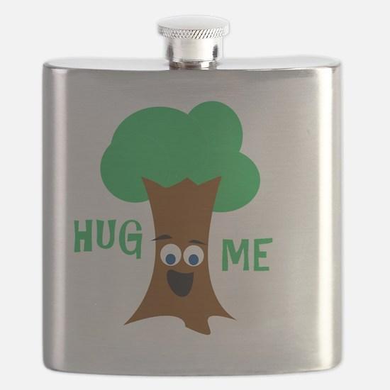 Hug Me (Treehugger) Flask