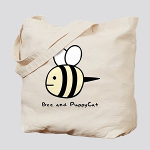 Bee and PuppyCat Tote Bag