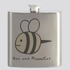 Bee and PuppyCat Flask