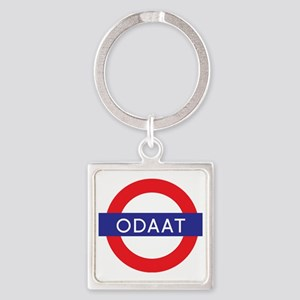 ODAAT - One Day at a Time Square Keychain
