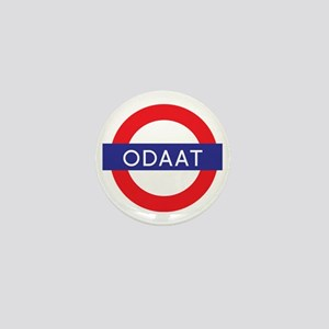 ODAAT - One Day at a Time Mini Button
