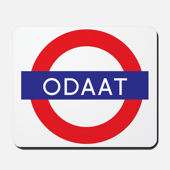 ODAAT - One Day at a Time Mousepad