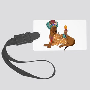 Sultans Bodyguard Luggage Tag