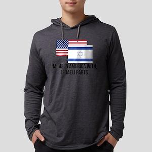 Israeli Parts Long Sleeve T-Shirt