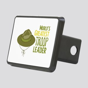 Greatest Troop Leader Hitch Cover