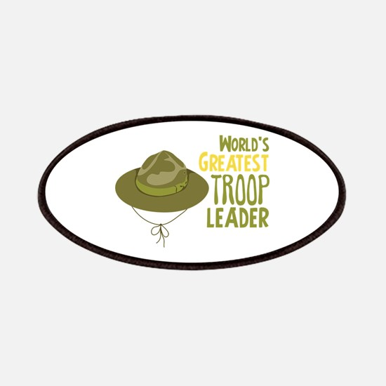 Greatest Troop Leader Patches