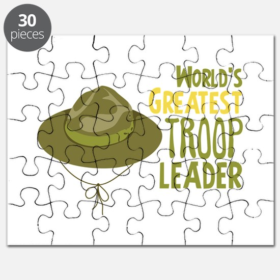 Greatest Troop Leader Puzzle