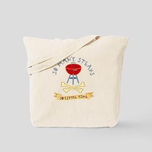 Grilling Tote Bag