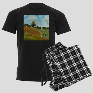 Poppy Field by Monet Pajamas