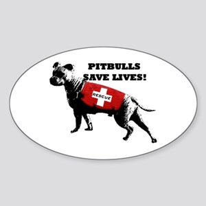 Ban BSL! Oval Sticker