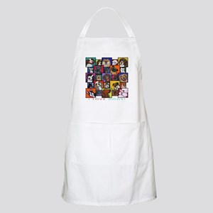 I Love Dogs! BBQ Apron