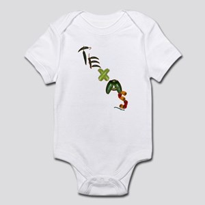 Texas Chilis Infant Bodysuit