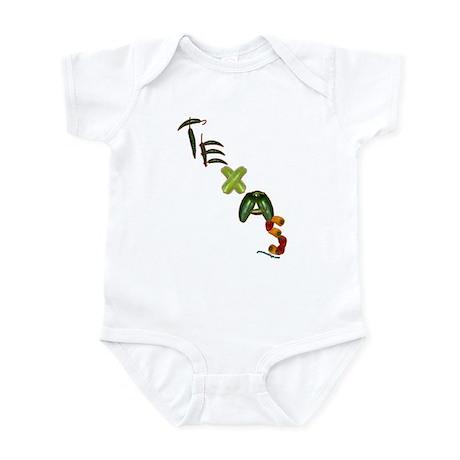 Texas Chilis Infant Bodysuit