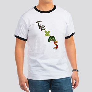 Texas Chilis Ringer T