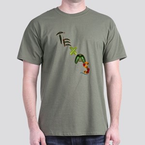 Texas Chilis Dark T-Shirt
