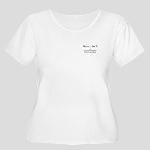 The Bauer School Women's Plus Size T-Shirt