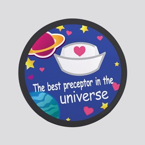 "Nurse Preceptor 3.5"" Button"