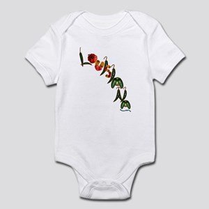 Louisiana Chilis Infant Bodysuit
