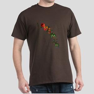 Louisiana Chilis Dark T-Shirt