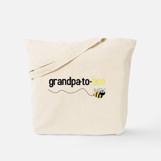 grandpa to bee Tote Bag
