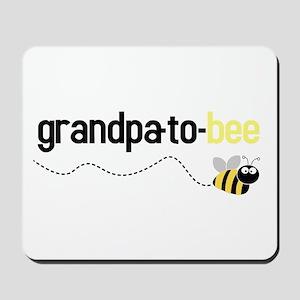 grandpa to bee Mousepad
