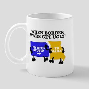 Border Wars Mug