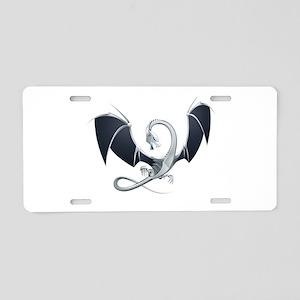 LLVM Aluminum License Plate