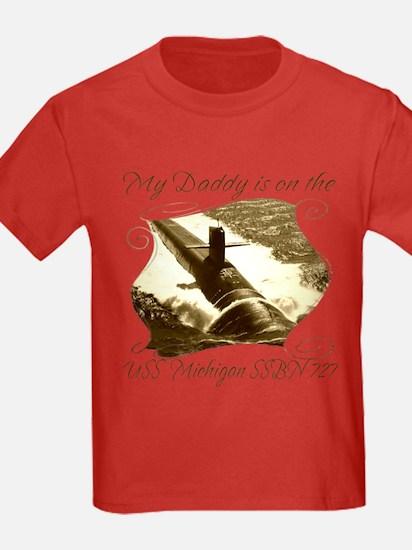 ussMichiganDaddy T-Shirt