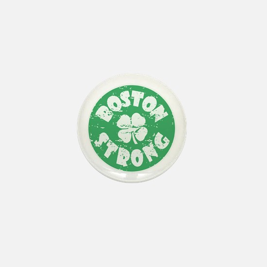 Boston Strong Mini Button