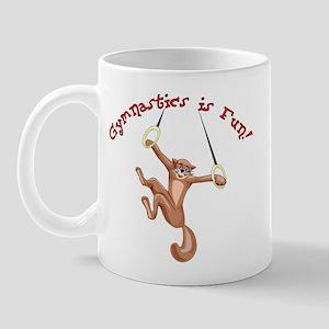 Gymnastics is Fun Mug