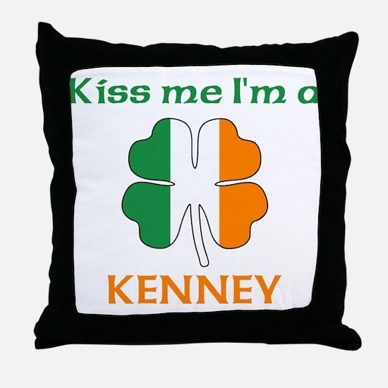 Kenney Family Throw Pillow