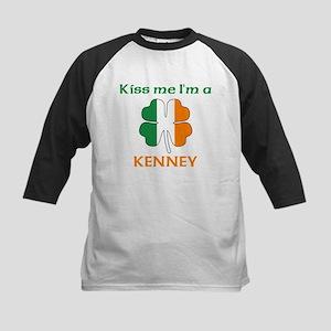 Kenney Family Kids Baseball Jersey