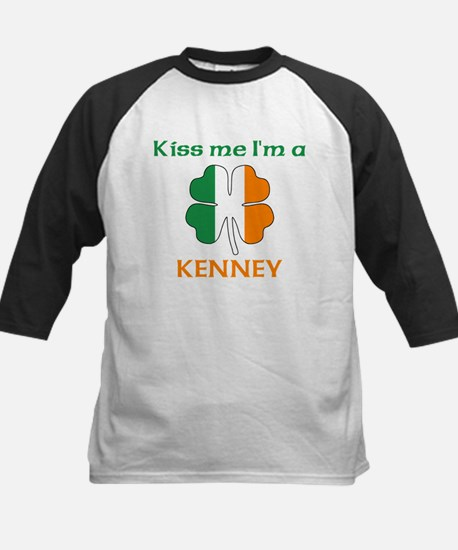 Kenney Family Kids Baseball Jersey