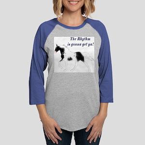 SSH Rhythm is gonna get ya! Long Sleeve T-Shirt