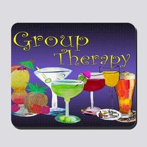 Group Therapy Mousepad
