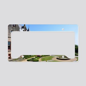 Belfast Castle License Plate Holder