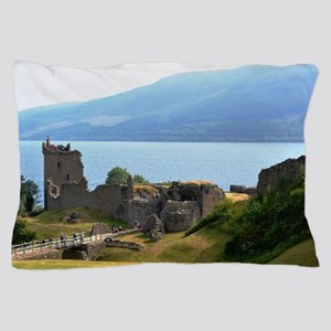 Urquhart Castle Pillow Case