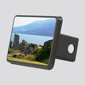Urquhart Castle Rectangular Hitch Cover