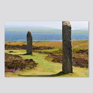 Ring of Brodgar Postcards (Package of 8)