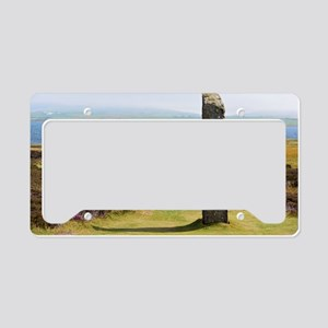 Ring of Brodgar License Plate Holder