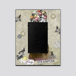 Lady Steampunk Picture Frame