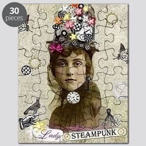 Lady Steampunk Puzzle