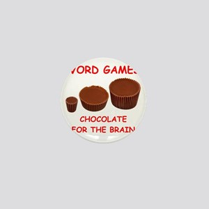 word games Mini Button