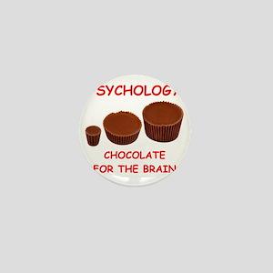 psychology Mini Button