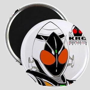 Kamen Rider Club FOURZE Magnet