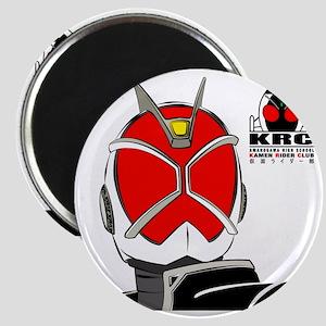 Kamen Rider Club WIZARD Magnet