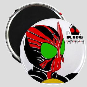 Kamen Rider Club OOO OZ Magnet