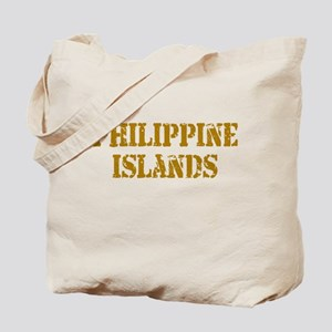 Philippine Islands Tote Bag